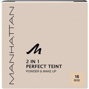 Manhattan Perfect Teint Powder & Make Up 16 Beige