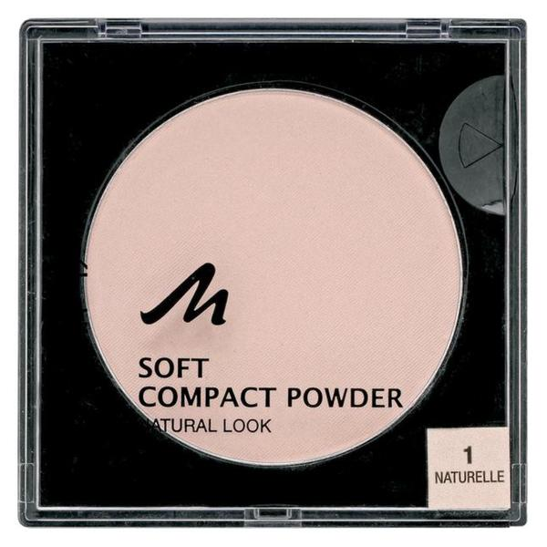 Manhattan Soft Compact Powder Naturelle 1