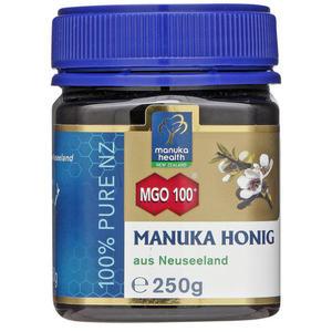 Manuka Honig aus Neuseeland MGO 100+ 9.20 EUR/100 g