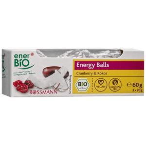 enerBiO Bio Energy Balls 2.25 EUR/100 g