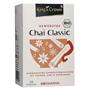 King´s Crown Bio Gewürztee Chai Classic 3.73 EUR/100 g