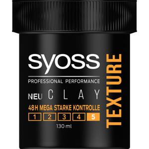 Syoss Professional Performance Texture Clay 2.45 EUR/100 ml