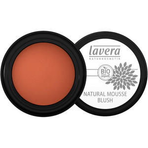 lavera NATURAL MOUSSE BLUSH -Soft Cherry 02-