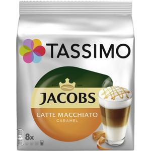 TASSIMO Jacobs Latte Macchiato Caramel 13.77 EUR/1 kg