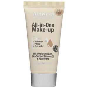 Alterra All-in-one Make-up 13.30 EUR/100 ml
