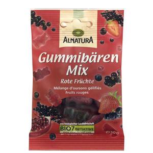 Alnatura Bio Gummibären Mix 1.78 EUR/100 g