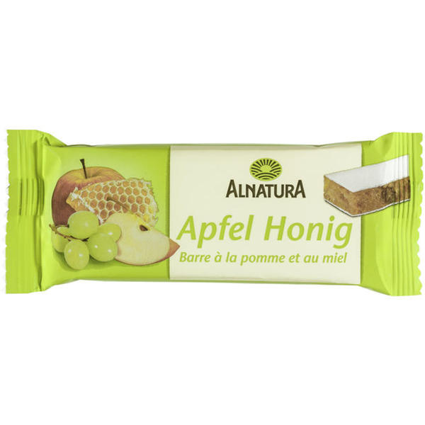 Alnatura Bio Apfel-Honig Riegel 2.48 EUR/100 g