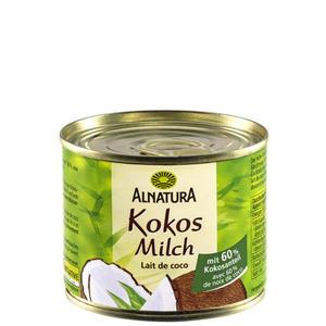 Alnatura Bio Kokosmilch 0.75 EUR/100 ml