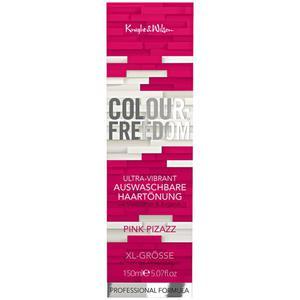 Colour-Freedom Auswaschbare Haartönung Ultra-Vibrant Pink Pizazz