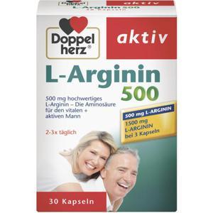Doppelherz aktiv L-Arginin 500 26.83 EUR/100 g