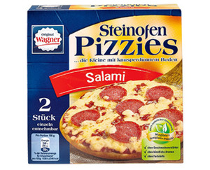 Original Wagner Steinofen Pizzies