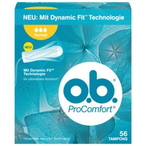 o.b. ProComfort Normal 56 Stück