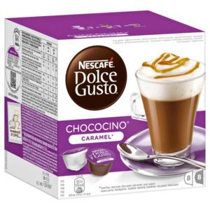 Nescafé Dolce Gusto Chococino Caramel 204,8g, 16 Kapseln