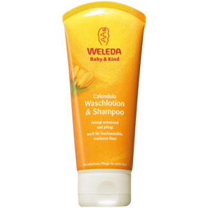 Weleda Calendula-Waschlotion & Shampoo 200ml
