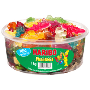 Haribo Phantasia 1kg Dose
