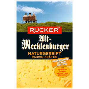 Rücker Alt-Mecklenburger Tilsiter 100g