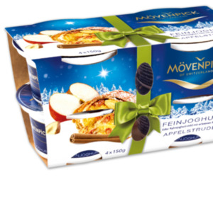 MÖVENPICK Feinjoghurt Winteredition
