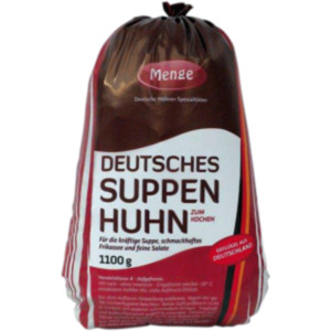 Deutsches Suppenhuhn