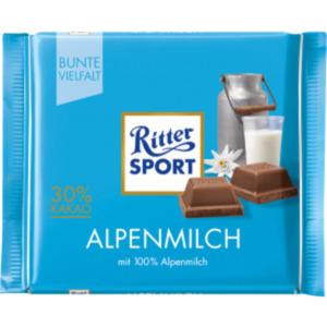Ritter Sport* Bunte Vielfalt