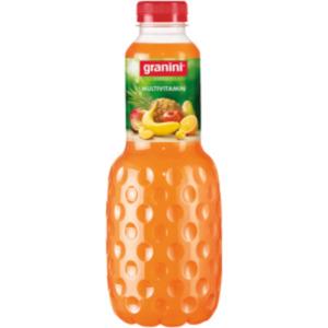 Granini Trinkgenuss, Samtig & fein oder Fruchtig & leicht