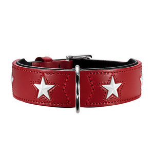 Hunter Halsband Magic Star Ökoleder