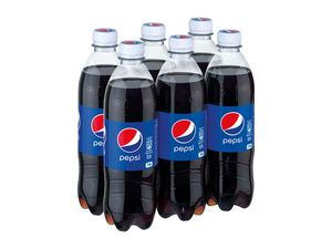 Pepsi/ Schwip Schwap 6er-Pack