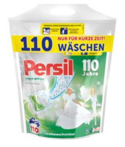 Persil Universal Power-Mix Caps 110WL