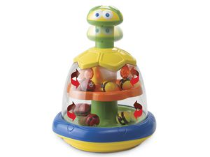Millennium Play Kinderkreisel Spinning Bee