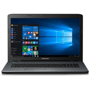 MEDION AKOYA P7649, Intel Core i7-8550U, Windows10Home, 43,9 cm (17,3') FHD Display, GeForce 940MX, 8 GB RAM, 128 GB SSD, Multimedia Notebook