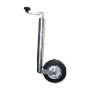 Anhänger-Stützrad 150 kg Belastung