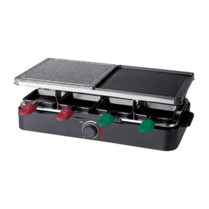 QUIGG Raclette-Grill