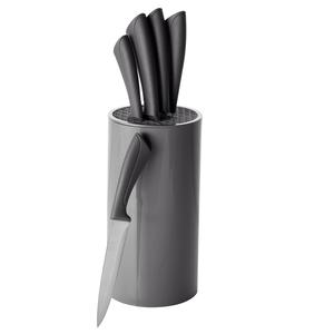 Messerblock (6-teilig, mit Messern)