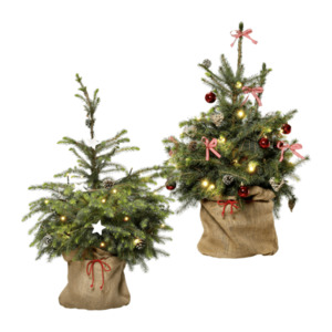 GARDEN FEELINGS Geschmückter Weihnachtsbaum