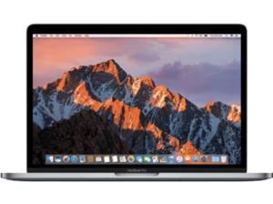 APPLE MPXQ2D/A MacBook Pro, Notebook mit 13.3 Zoll Display, Core i5 Prozessor, 8 GB RAM, 128 GB SSD, Iris Plus Grafik 640, Space Grey