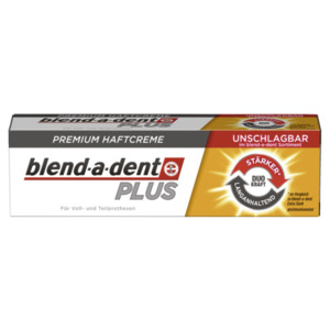 blend-a-dent Plus Haftcreme Super Duo Kraft