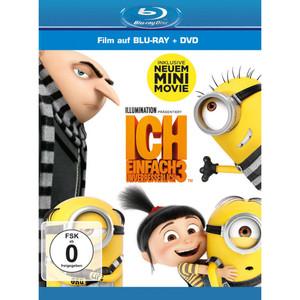 Ich - Einfach unverbesserlich 3  (+ DVD)