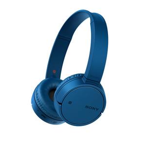 Sony Bügelkopfhörer in Blau
