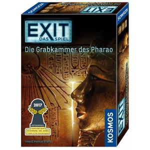 KOSMOS - EXIT - Das Spiel: Die Grabkammer des Pharao