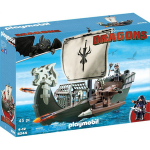 PLAYMOBIL 9244 - Dragons - Dragos Schiff