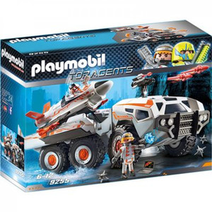PLAYMOBIL 9255 - Top Agents - Spy Team Battle Truck