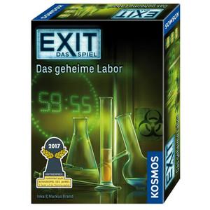 KOSMOS - EXIT - Das Spiel: Das geheime Labor