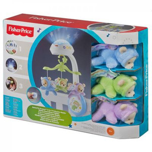 Fisher Price - 3-in-1 Traumbärchen Mobile