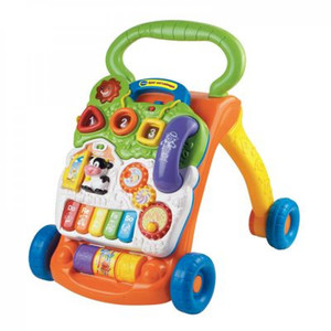 VTech - Baby - Spiel- und Laufwagen
