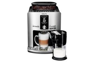 Krups Kaffeevollautomat EA82F Latt´Espress