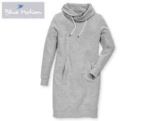 Blue Motion Homewear-Sweatkleid