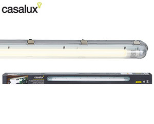 casalux LED-Feuchtraumleuchte
