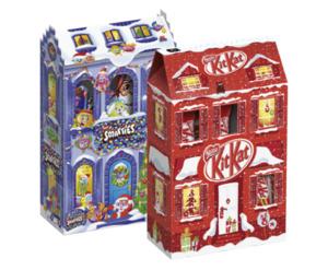 Nestlé Weihnachtshaus