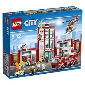 LEGO City - 60110 Große Feuerwehrstation