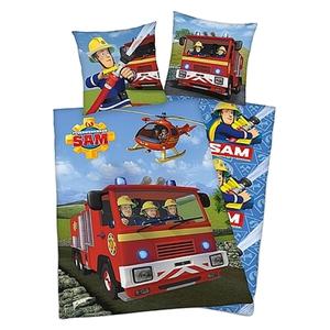 Feuerwehrmann Sam - Bettwäsche (135/200 + 80/80)