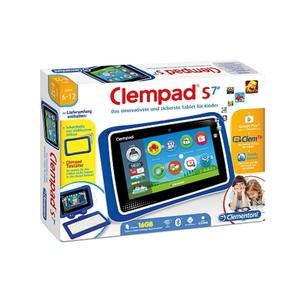 Clementoni - Clempad S 7.0, 16GB, 7 Zoll